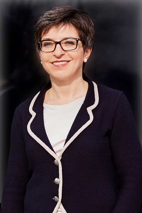 Trainerin Alexandra Metzger