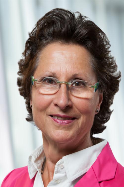 Trainerin Angela Henke