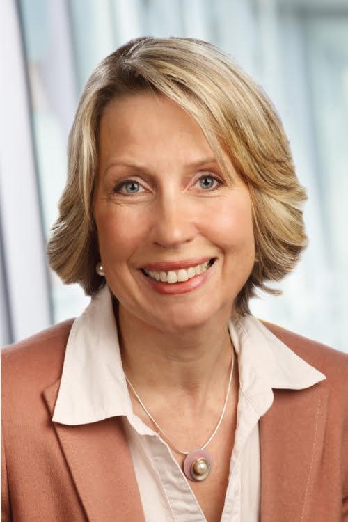 Trainerin Angela Kessel
