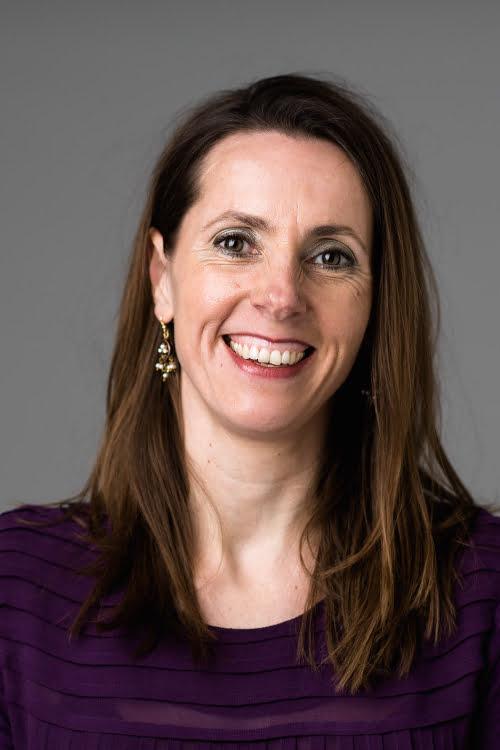 Trainerin Ariane Füchtner