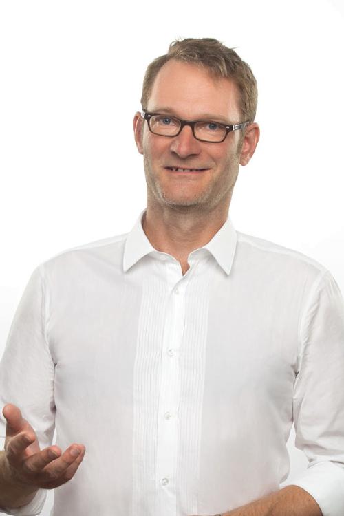 Trainer Axel Mierke