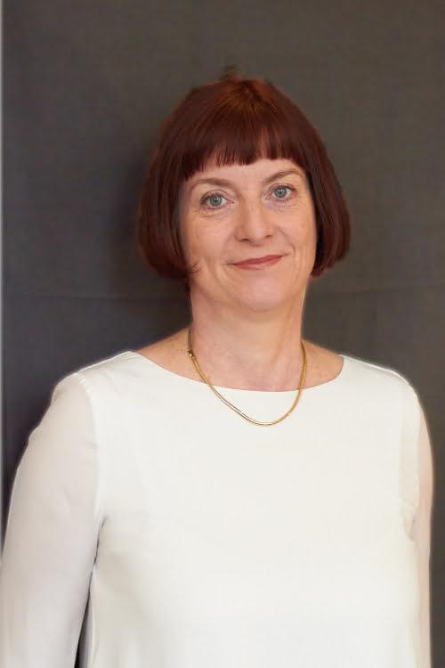 Trainerin Barbara Geldermann