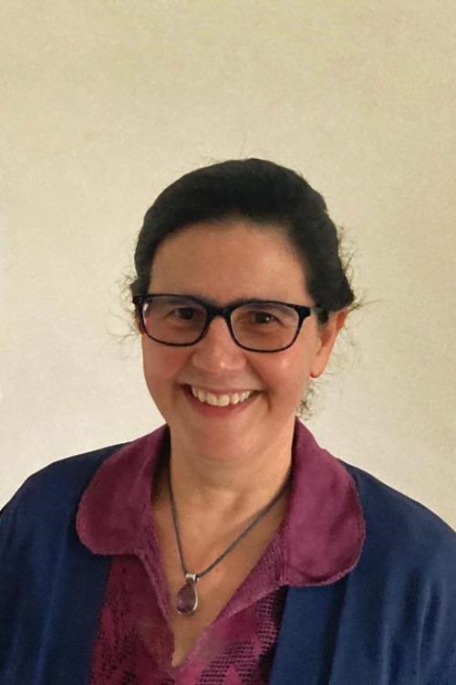 Trainerin Cristina Ramalho