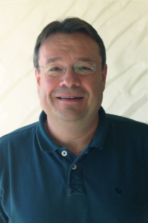Trainer Frank Brueck