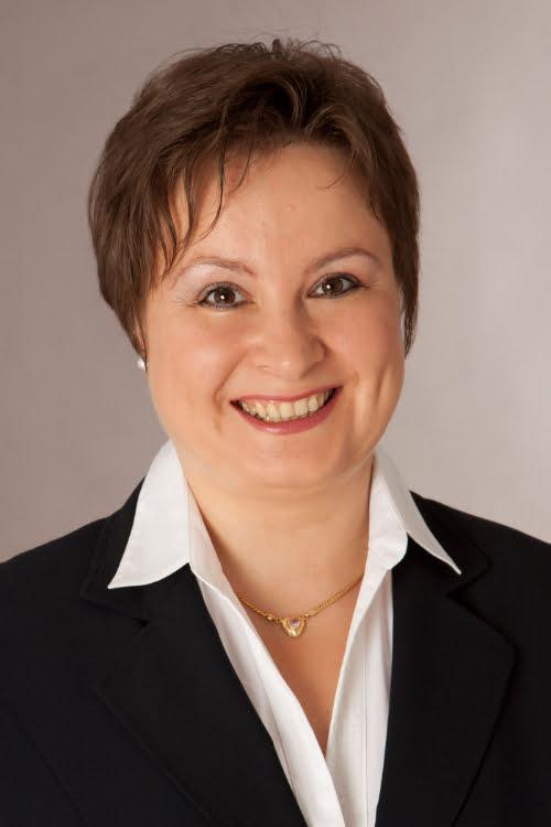 Trainerin Mariana Burghiu Zuber