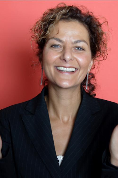 Trainer Marina Ibrahim
