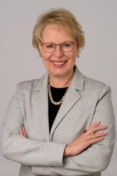 Trainerin Monika Krause