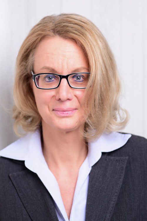 Trainer Susanne Doser
