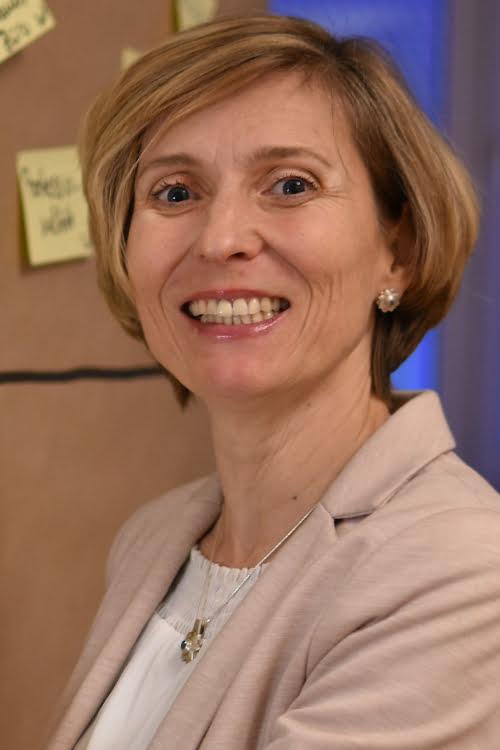 Trainerin Susanne Braun