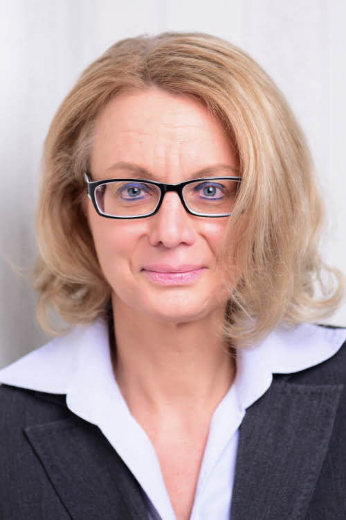 Trainerin Susanne Doser