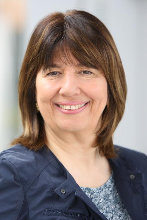 Trainerin Zeina Matar
