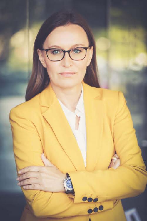 trainer Katarzyna Hübner