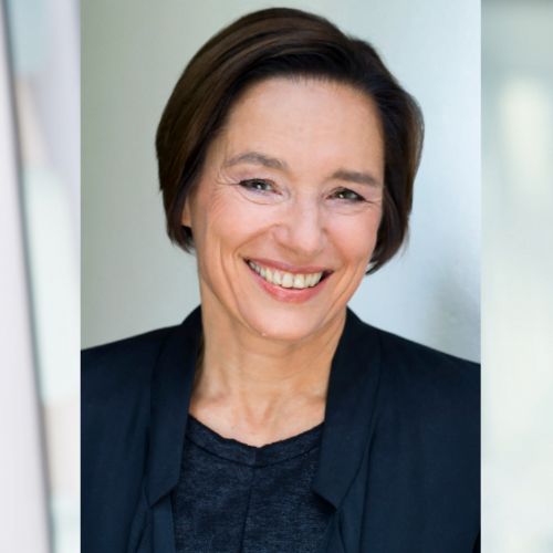 Trainerin Karin Schreiner