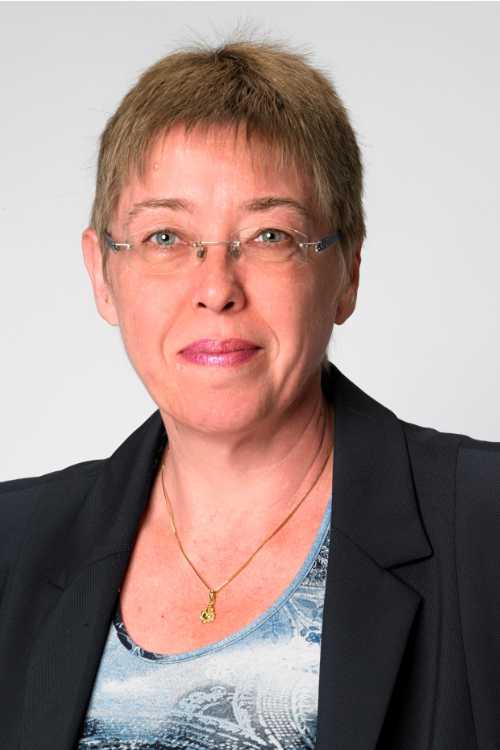 Trainer Margit Flierl