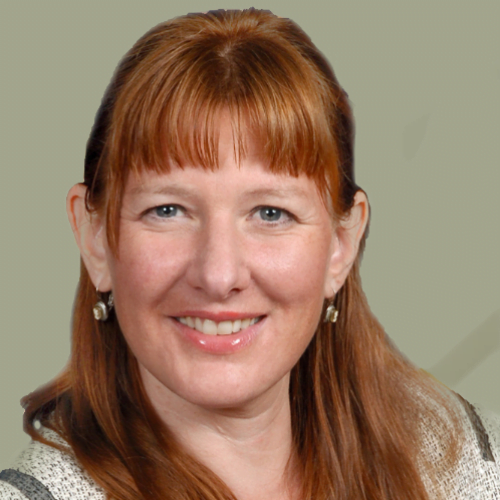 Trainerin Sabine Amend