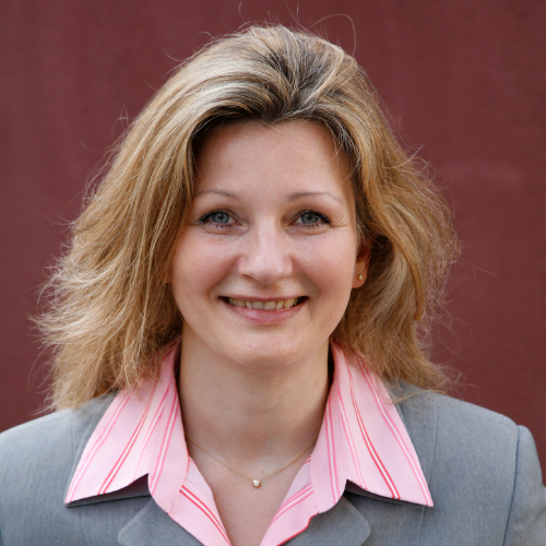 Trainerin Sandra Müller