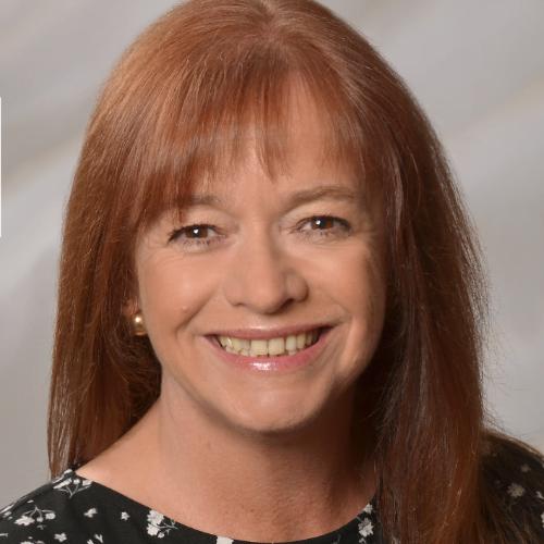 Mitarbeiterin Sylvie Goodsell