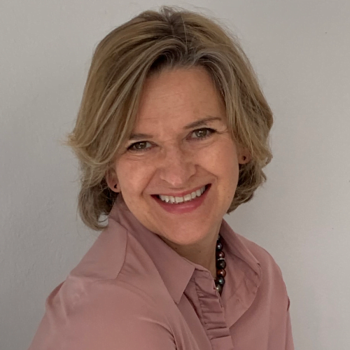 Trainerin Ulrike Kaunzner