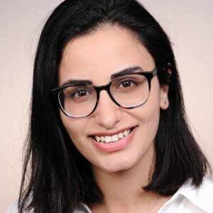 Porträt Armine Sargsyan